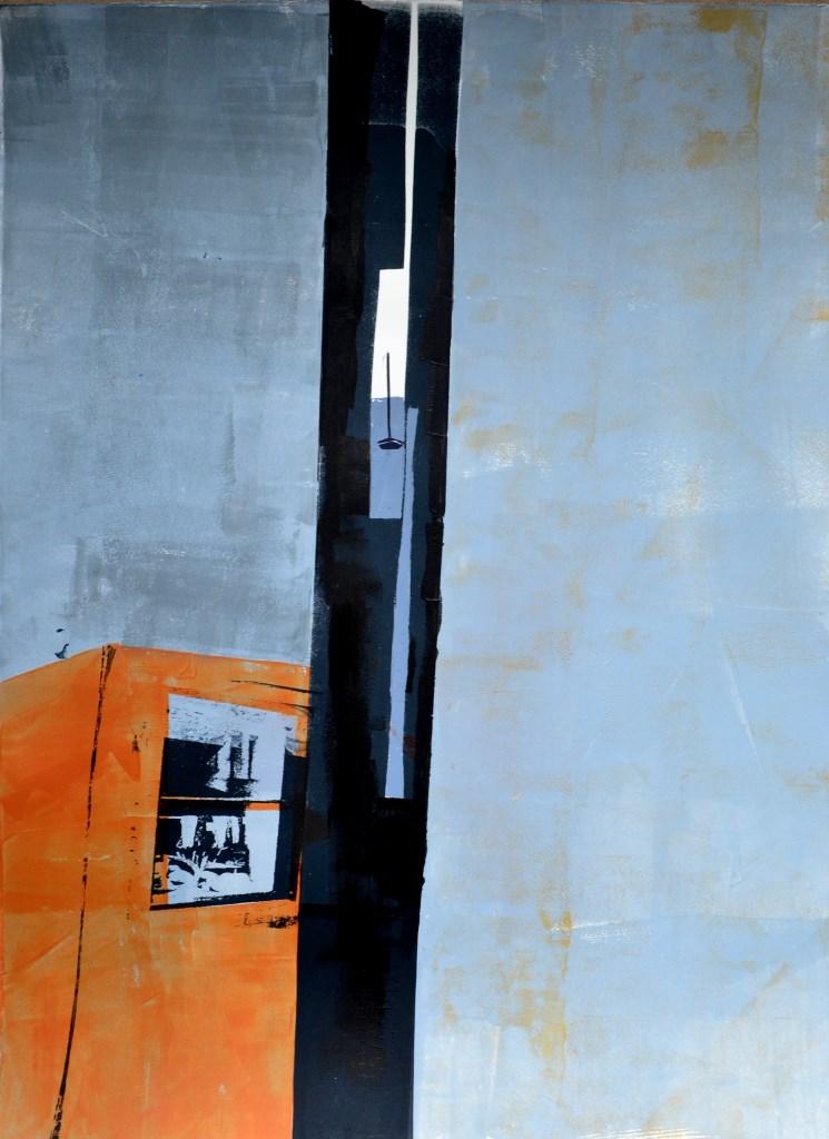 Stromness Glimpse 4 print