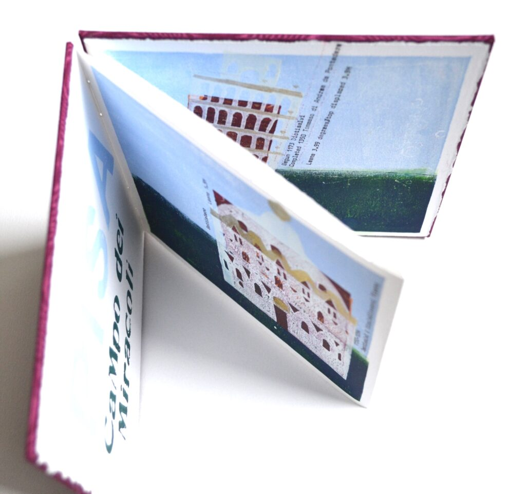 Pisa artist book