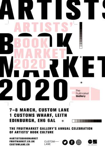 Artists Book Market 2020